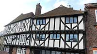 Among the best surviving medieval merchants houses in England